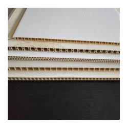 Comitato di parete dell'interno di Spc della plastica di legno ecologica di legno di bambù della fibra