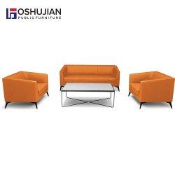 Escritório moderno Sofá sofá de sala de espera do Corte Transversal