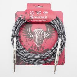 AV de guitarra eléctrica Flexible Cable Coaxial Cable aislado con PVC