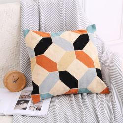 """Домашний текстиль хлопок внакидку 18""""x18"""" прямоугольник с вышитым Custom подушка крышки"""