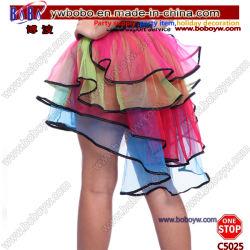 De Kleding van Prom van de Kleding van de Partij van de Rok van het Kostuum van de Meisjes van de Tutu van de Slijtage van de Dans van Halloween Costuems (C5025)