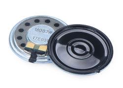 Compatible con RoHS bastidor metálico de 36 mm 0,7 vatios Walkie Talkie Uso resistente al agua altavoz audio raw