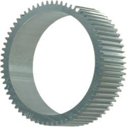 Contenitore motore elettrico in alluminio estruso involucro motore elettrico