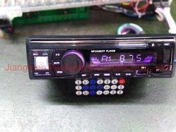 van uitstekende kwaliteit Auto van het Comité van DIN de Bluetooth Vaste AudioMP3 met Contactdoos USB