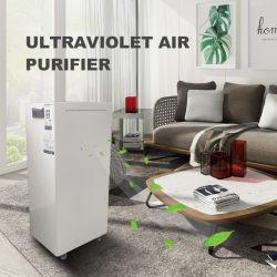아이들 알레르기를 위한 공기 정화기, 360 정화 연기는 지능적인 공기 정화기를 제거한다