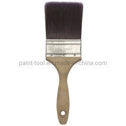 3 spazzola della parete del non conformista di pollice 75mm, spazzole dell'artista perfezionamento con precisione militare