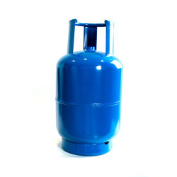 Portable vacío del cilindro de gas para cocinar el total de los precios del gas GLP OEM ODM.