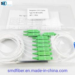 الألياف الضوئية مقسّم PLC 1*8 Sc APC