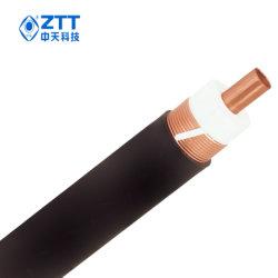 """Comunicação 1-1/4"""" de radiação de RF Cabo Leaky Cxe Anti Cupim com um cabo de fita de mica da baixa frequência"""