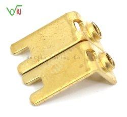 Made in China parte di stampaggio in metallo in acciaio inox elettronico