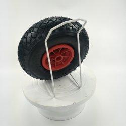 Varie misure e specifiche ruote in gomma ad inflettibile pneumatica per carrelli portautensili carrelli portautensili ecc.