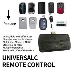 無線互換性があるチェンバレン、魔神および線形リモート・コントロール送信機