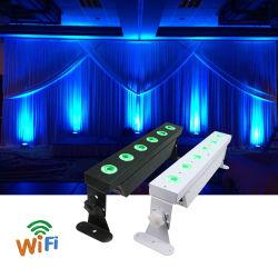RoHS プロフェッショナルステージ LED Disco Club DMX ピクセルバー照明 機器
