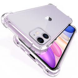iPhone 11プロX Xr Xs最大6 6s 7のための贅沢な耐震性のシリコーンの電話箱8つのプラスのケースカバー透過保護裏表紙