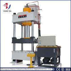 آلية آلية سحب عميق / تشكيل المعادن 4 دعامات ماكينات هيدروليكية تعمل بالضغط على البارد مقابل 100/200/300/500/800/1000 طن