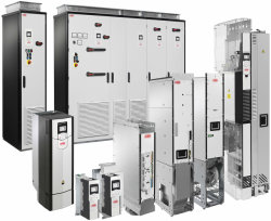 Acs880-01-145A-3 75kw ABB Drives Convertidor de frecuencia Industrial