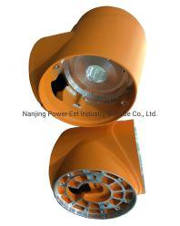 자동차 산업을 위한 분말 코팅이 있는 OEM 알루미늄 중력 주물