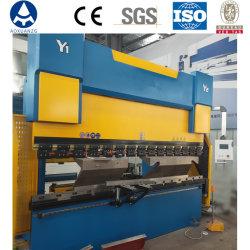 We67y-63tx2500 hydraulische Bending& faltende Maschinen-/Presse-Bremsen-Maschine