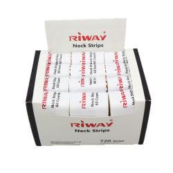 Ultimate Premium papier jetable épais Cou Cou Strip pour salon de coiffure et un salon de coiffure