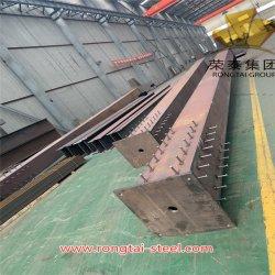 Pequeño moderno bastidor de acero de cemento prefabricado EPS el panel de pared de cemento de nave en venta