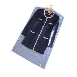 Aangepaste transparante plastic LDPE-kostuumhoes Garment Bag for Clothes Opslag