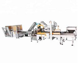Aangepaste volautomatische draadnagelverpakkingsmachine