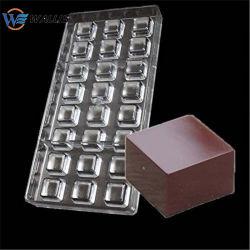 모든 PP PVC PET 투명 초콜릿 쿠키 캔디 라운드 아크 플라스틱 포장