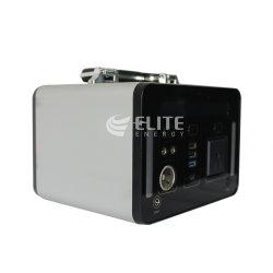 Elite 220V 500W de la estación de alimentación del generador 1000W 1100W Mini portátil de almacenamiento de energía solar de 500 W Batería de carga del sistema de Emergencia de la batería Liion