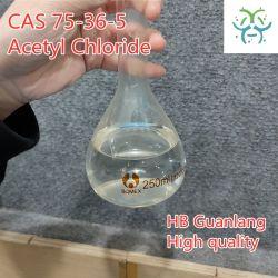 공장 가격 CAS 75-36-5 염화 아세트릴