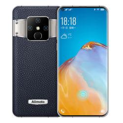 6.53인치 8GB + 256GB Android 휴대폰용 터치 스크린 Unlocked Smart 휴대폰 스마트폰 4G Android 휴대폰