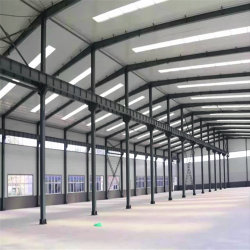 カスタマイズされた組立式鋼構造建物工場倉庫鋼建物