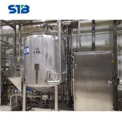 식품/음료/화장품 제품 가공용으로 맞춤 제작된 스테인리스 스틸 믹싱 탱크