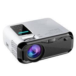 LCD portátil proyector 720p para el hogar y la enseñanza y de negocios