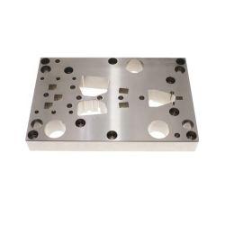 Точность пользовательских Специализированные OEM алюминиевый корпус из нержавеющей стали металлические пластмассовые фрезерования с ЧПУ