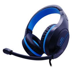 El sonido envolvente 7.1 con Audifonos Cable de micrófono con reducción de ruido Heaset Juegos