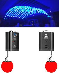 DMX Motor do Guincho Kinetic luzes LED RGB de esfera para club discoteca DJ Bar iluminação de palco