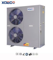 Ar Monoblock à água Temperatura Ambiente Baixa Evi Bomba de calor
