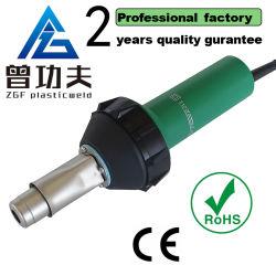 2년 품질 보증 고온 공기 용접기 플라스틱의 전문 공장 용접 열건