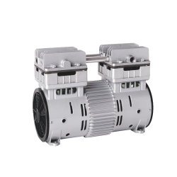 750W Mini Oil-Free compresseurs à air pour faire de l'oxygène la tête de pompe