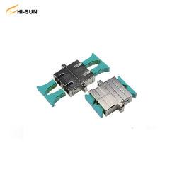 محول ألياف بصرية SC Om3 DX بدون لحام الأذن