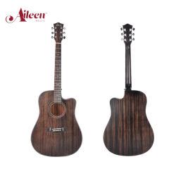 """41"""" Китая для изготовителей оборудования на заводе в разрезе акустическая гитара (AF386C)"""