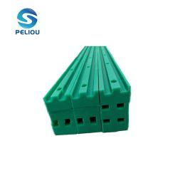 Custom alta qualità resistente all'usura autlubrificazione UHMWPE CNC Engineering Parti in plastica