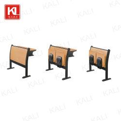Groothandel Houten Studenten School Folding Desk stoel modern School meubilair (KL-513)