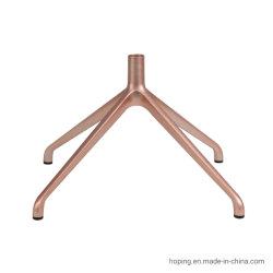 現代白いオフィスの家具の足アルミニウムフィート X のベース椅子 テーブルメタルソファ脚研磨チェア部品チェアベース 24 ホイール Z - チェアベースなし