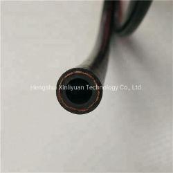 SAE100r6 R3中型圧力ホース2の織物の石油燃料のホース