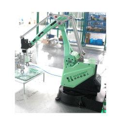 O ensino da haste do braço do robô para programação de exercícios com certificação CE