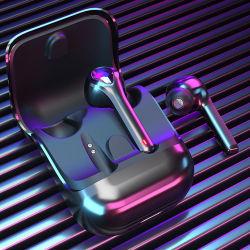 Écouteurs intra-auriculaires sans fil Blue tooth basses écouteurs sport Écouteurs pour téléphone mobile