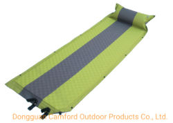 Custom auto gonflant Matelas de camping Camping matelas gonflable léger