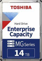 14 tb HDD Toshi-Ba mg Series Enterprise 14 tb 3,5 inch SATA 6 gbit/s. Interne HDD 7200 rpm Mg07aca14te