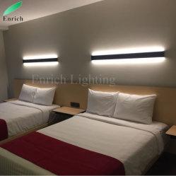 ホテルのロビーのための線形軽い壁に取り付けられた線形ライトの上で出る二重側面